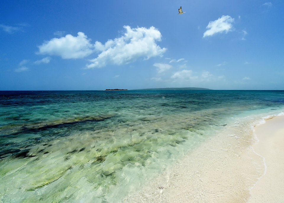 Little Half Moon Cay -Goat Islands Part of Portland Bight Protected Area