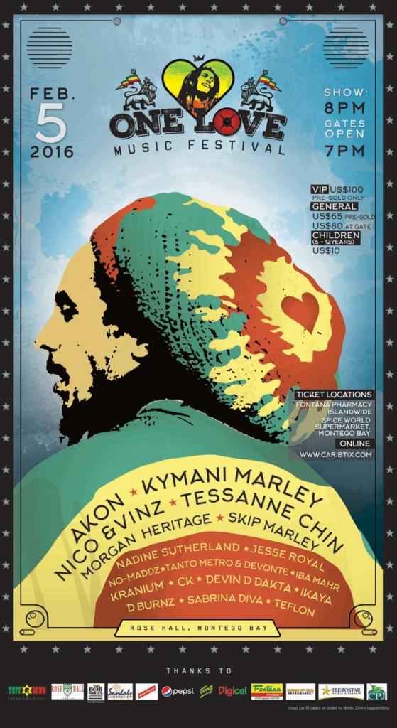 Marley's Birthday & Reggae Month 2016 Celebrations