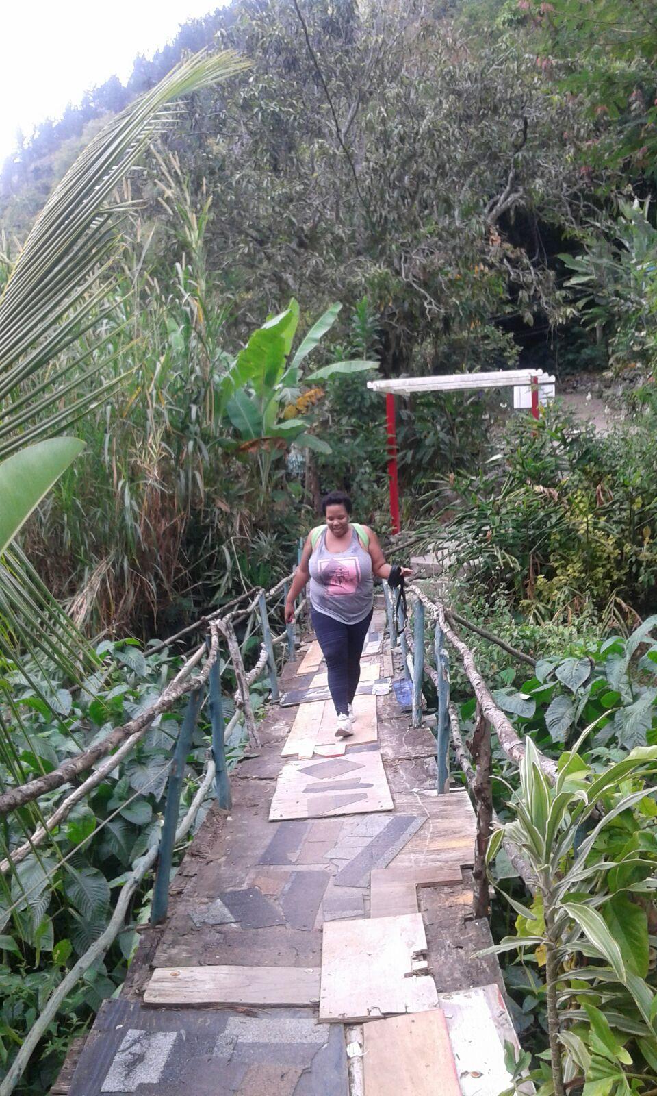 The Dryland Tourist Hiking in Jamaica- RafJam Kingston