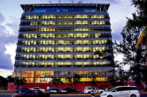 Digicel-HQ , Downtown , Kingston