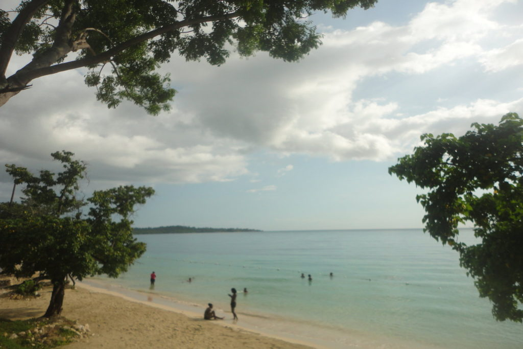 Bluefields Beach, Westmoreland. Photo by The Dryland Tourist