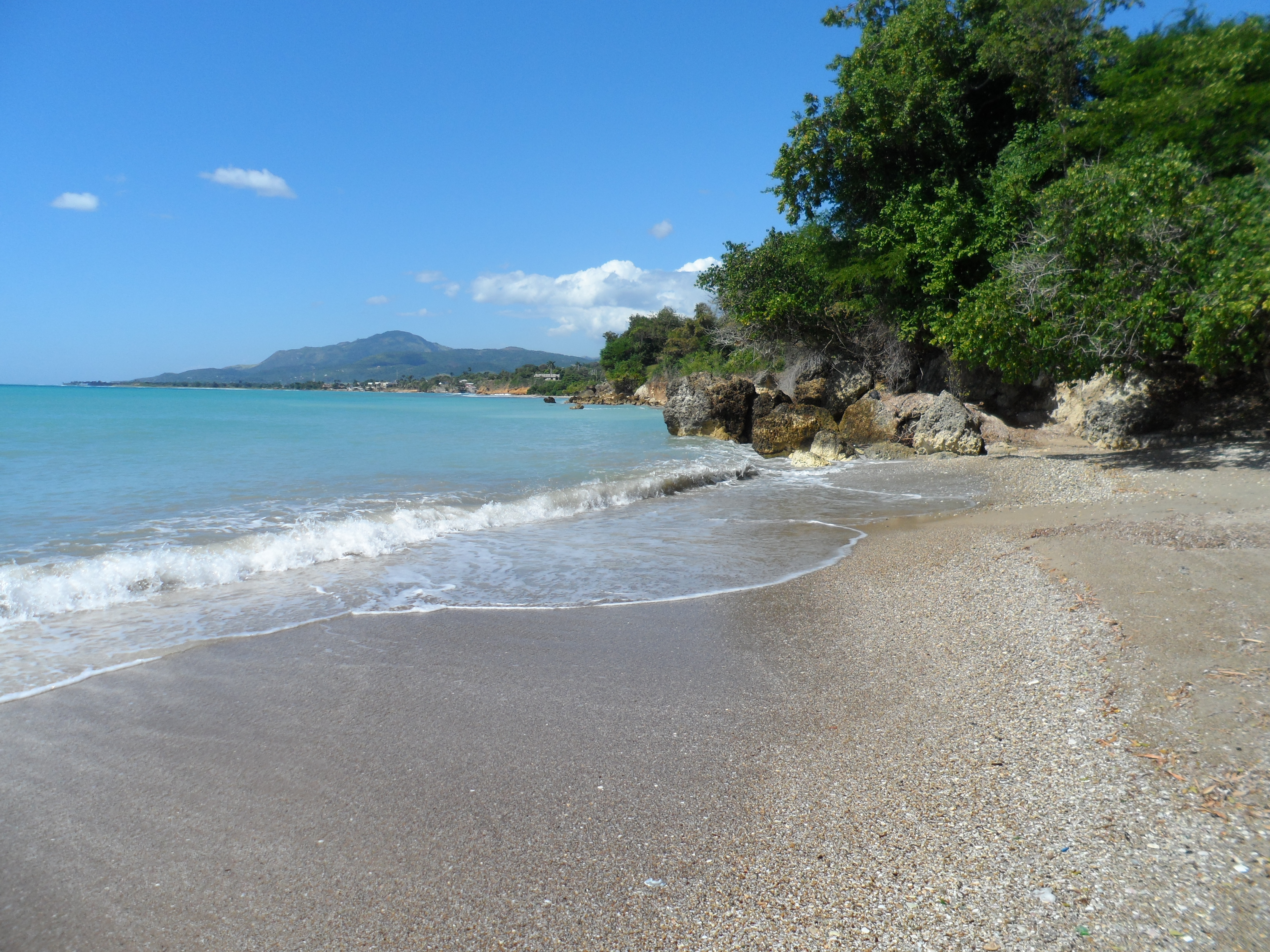 Lysson Beach St. Thomas