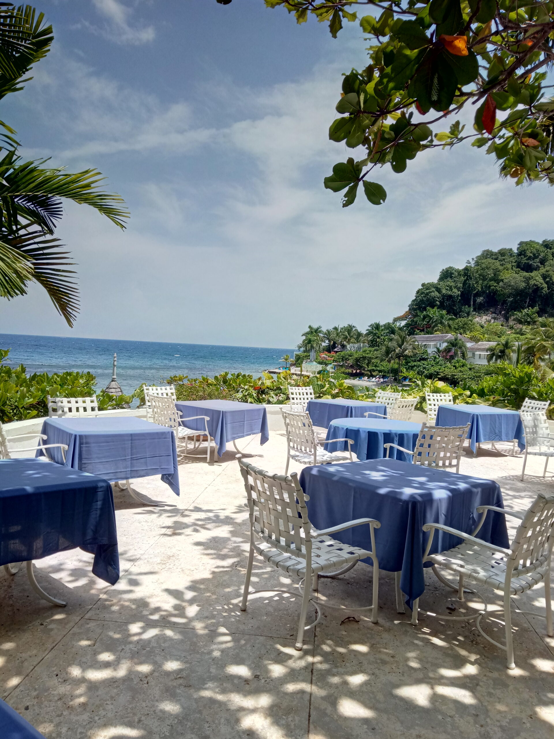 Jamaica Travel Outdoor Dining